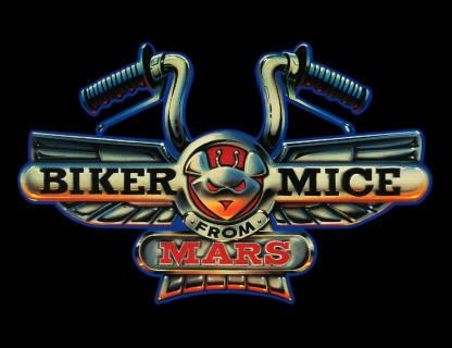 Biker mice from Marte