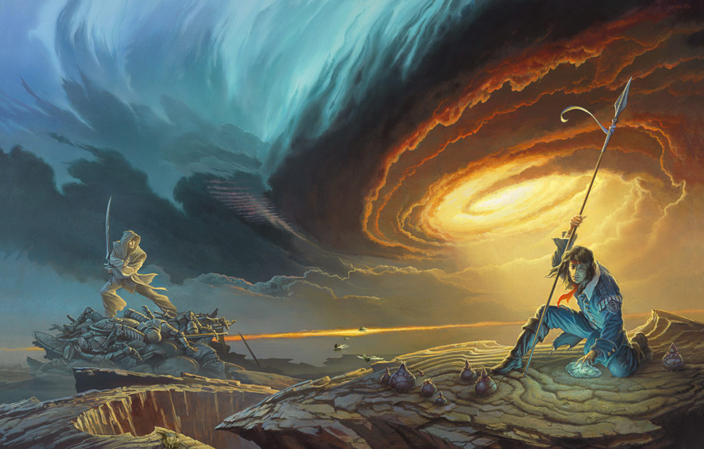 Le cronache della folgoluce - Libri fantasy nerdneck