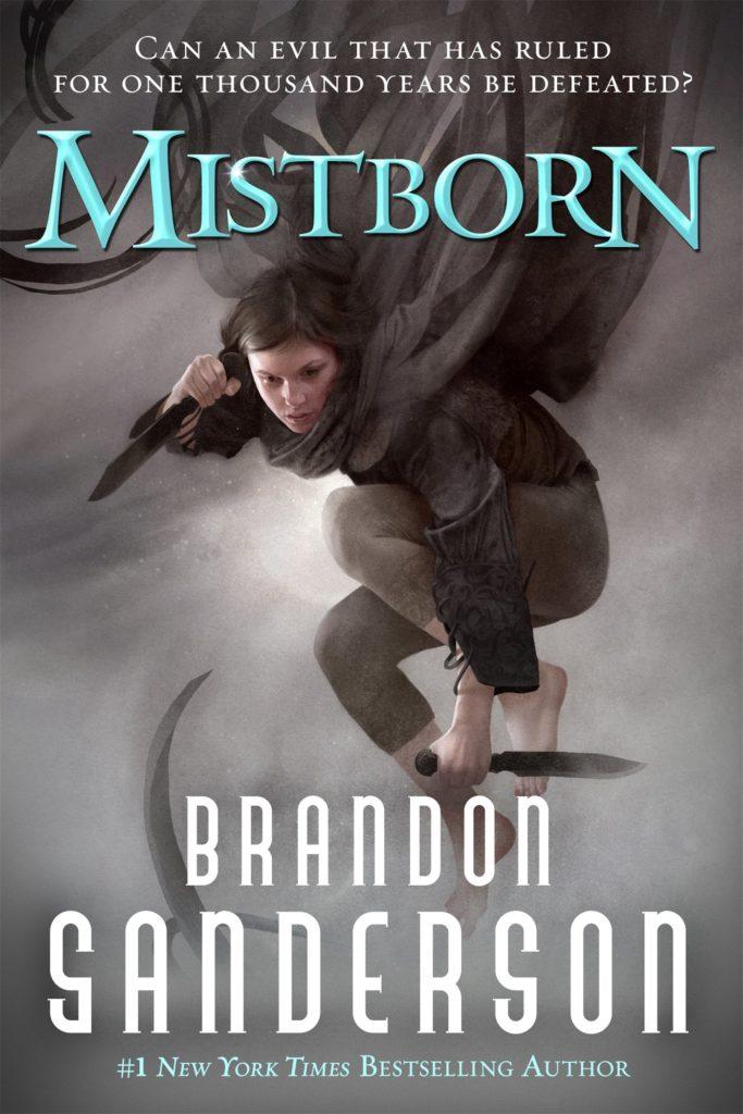 Mistborn - Brandon Senderson